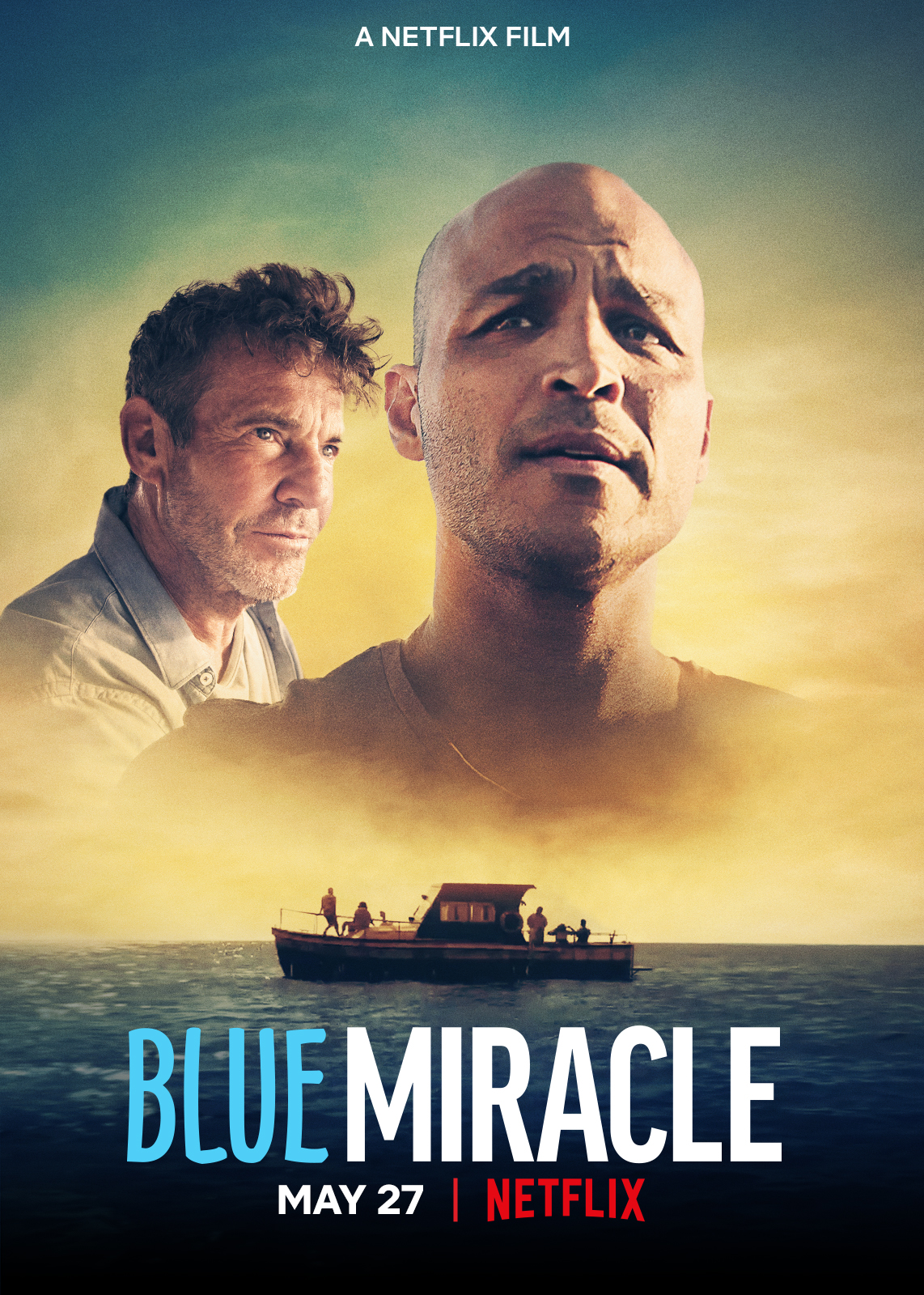 """'Blue Miracle' Movie Review: """"Hope Never Dies"""""""