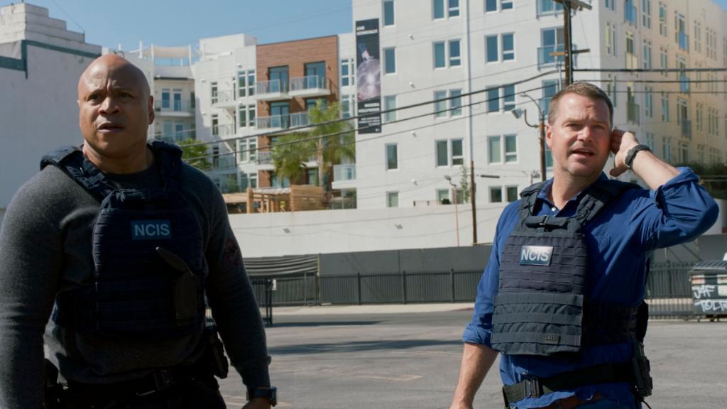 NCIS: Los Angeles 12x16