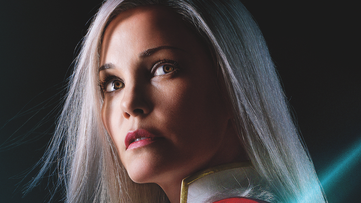 INTERVIEW: 5 Things We Learned from 'Jupiter's Legacy' Star Leslie Bibb