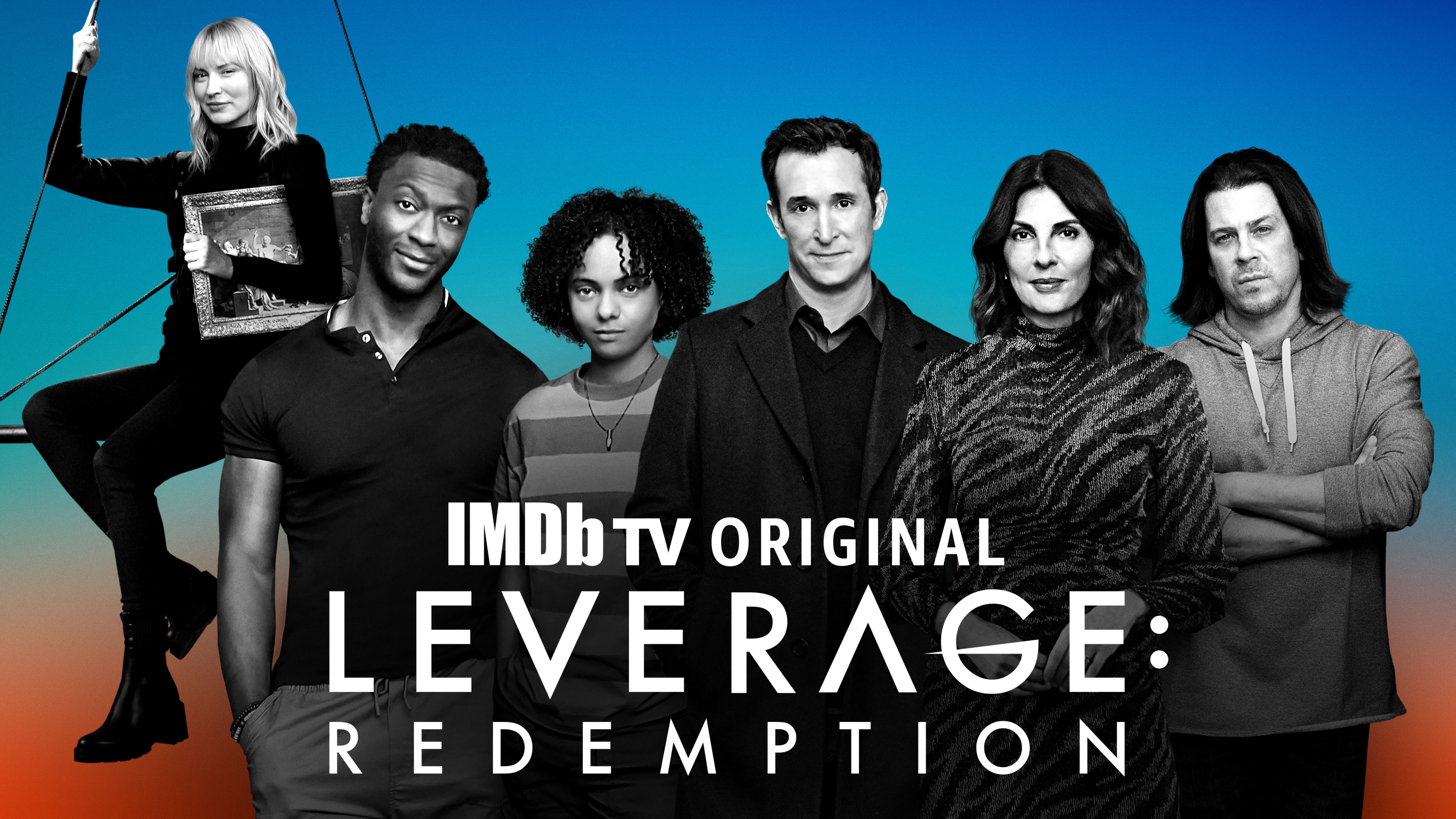 Leverage: Redemption' EPs Dean Devlin And Kate Rorick Discuss Season 1B And A Possible Season 2