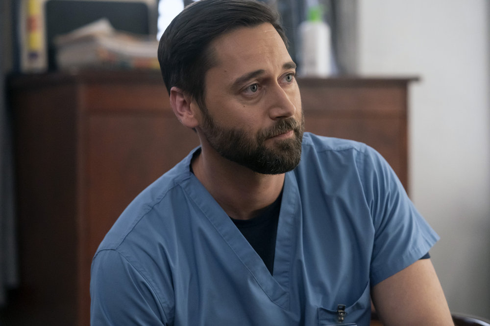"""NEW AMSTERDAM -- """"Fight Time"""" Episode 313"""
