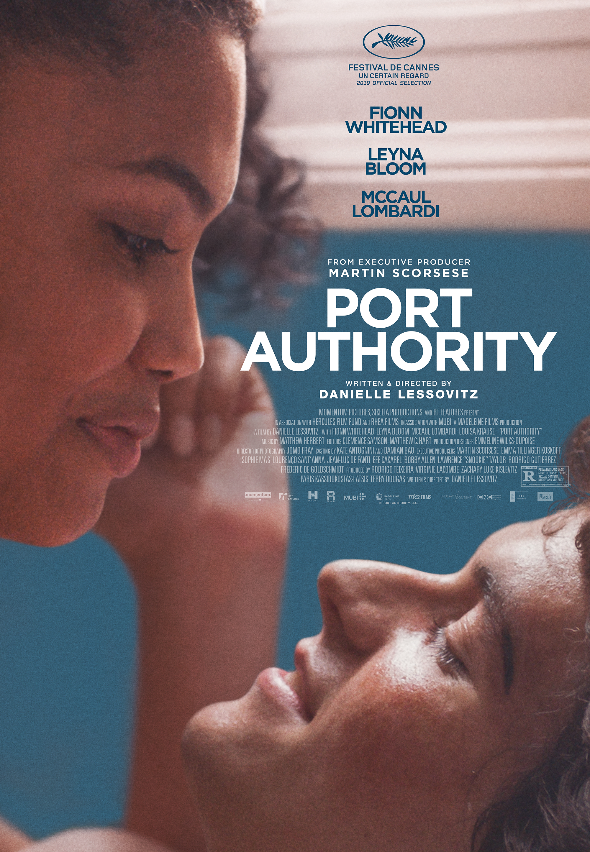 Martin Scorsese Port Authority Releases Its Trailer