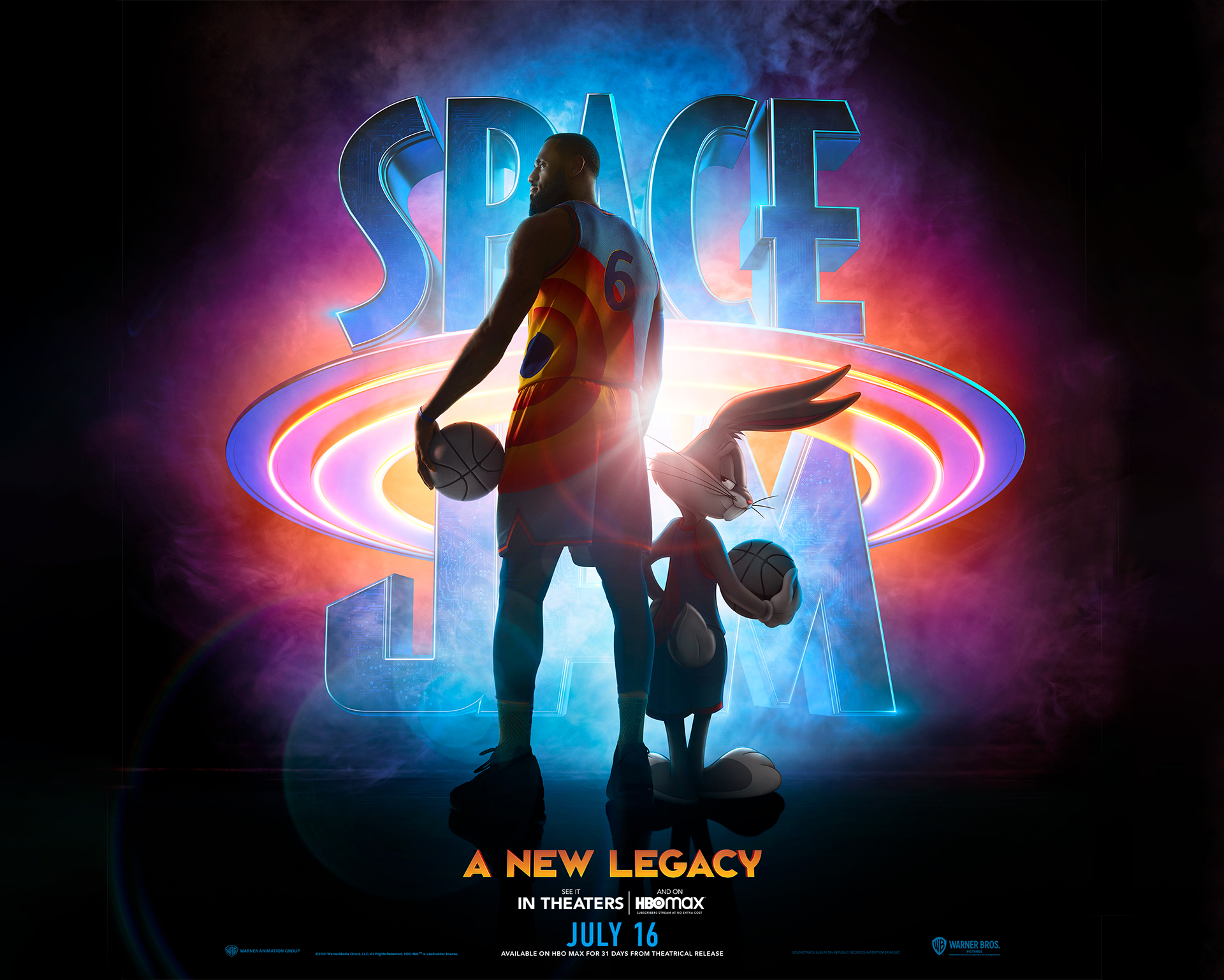 """""""Space Jam: A New Legacy"""" Live-Action/Animated Movie Assembles Global All-Star Brands for Looney Tunes Merch Collection"""