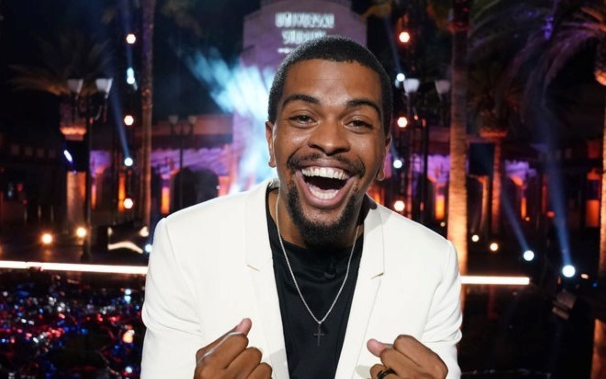 INTERVIEW: 'America's Got Talent' Poet Brandon Leake Talks Inspirations and The Future