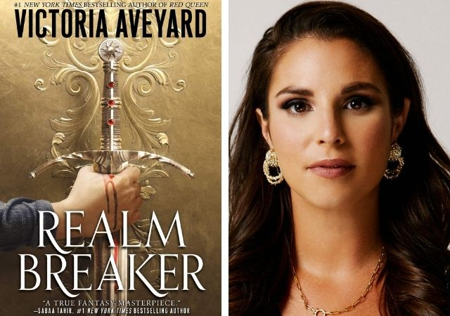 Book Review: Realm Breaker by by Victoria Aveyard