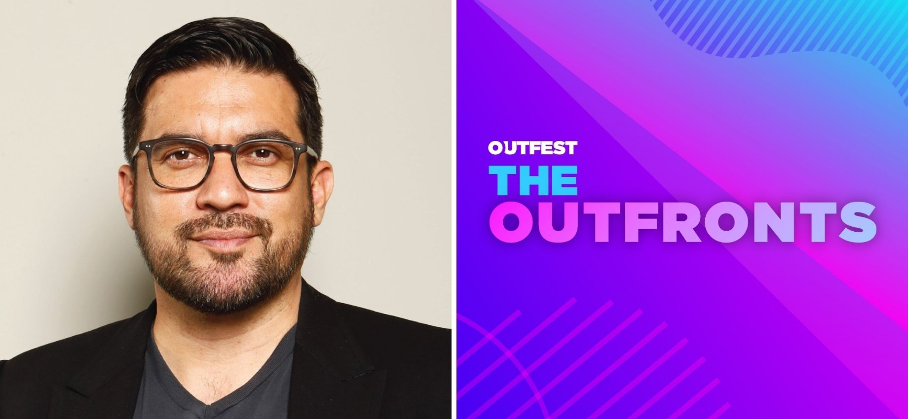 EXCLUSIVE: Outfest's Executive Director Damien S. Navarro Talks OutFronts Fan Event and LGBTQ+ Media