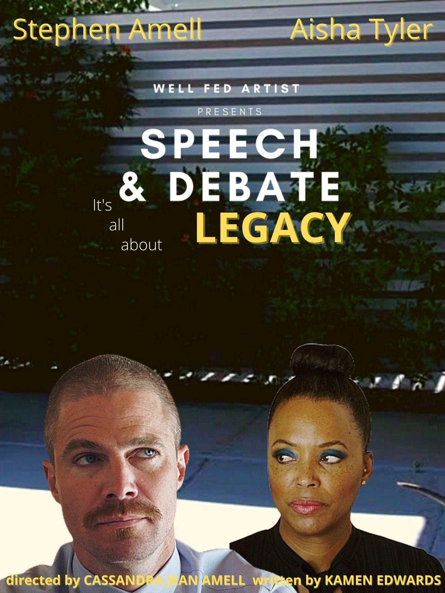 Stephen Amell Talks 'Speech And Debate', 'Arrow', Olicity & 'Heels'