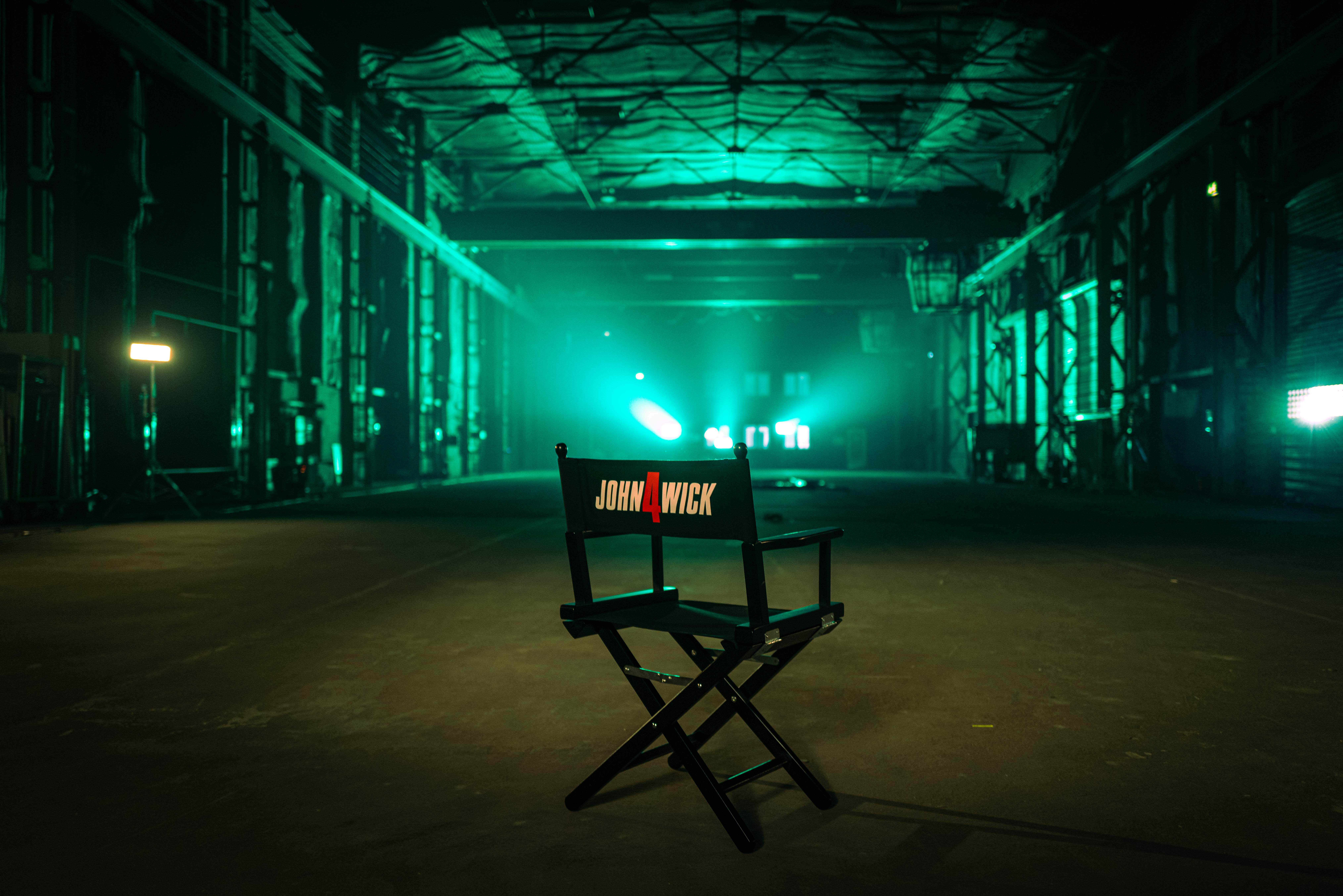 'John Wick 4' Has Officially Started Filming