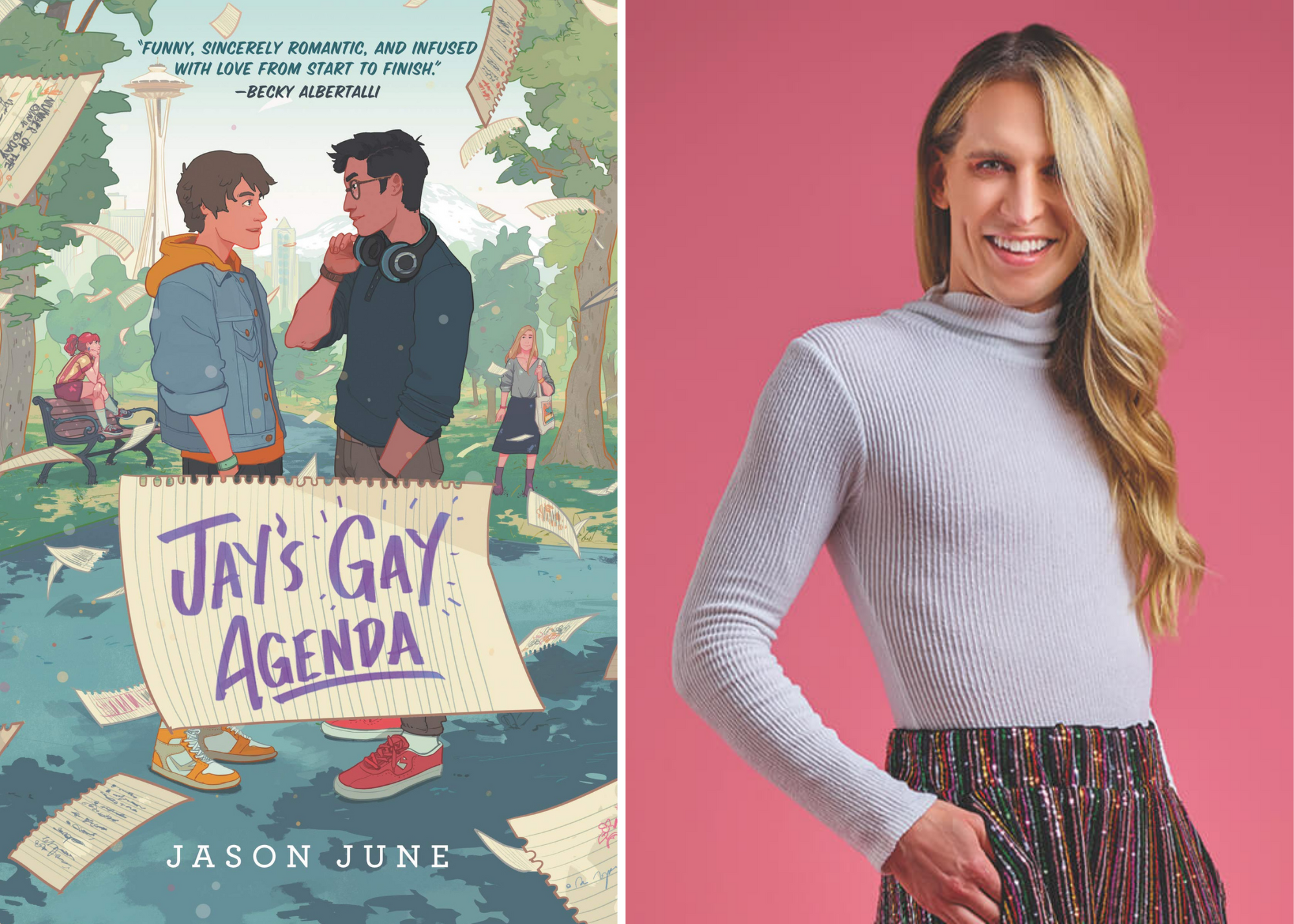 BOOK REVIEW: 'Jays Gay Agenda' by Jason June is a Book I Wanted to Like