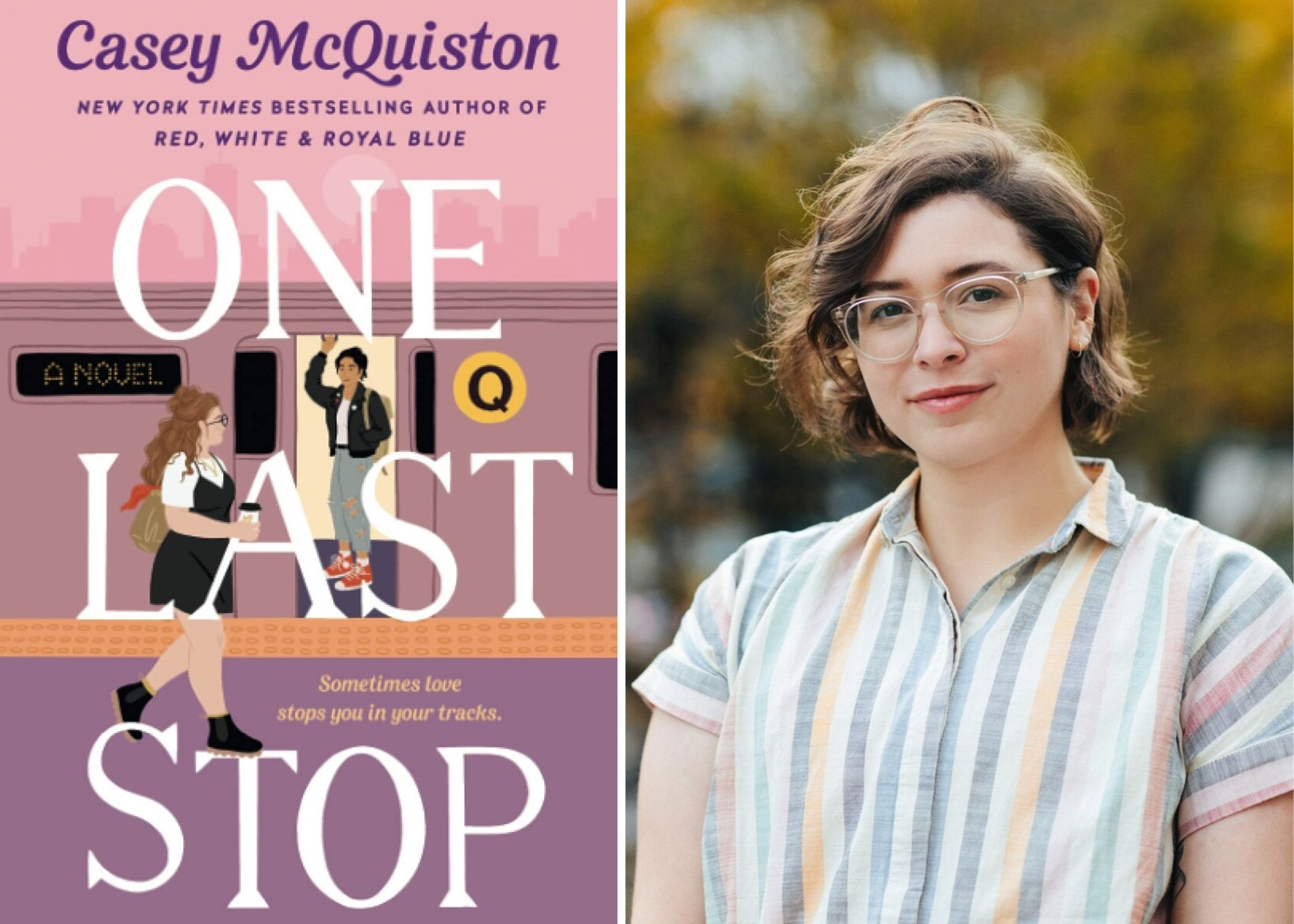 BOOK REVIEW: 'One Last Stop' by Casey McQuiston is More Than a Time Traveling Romance