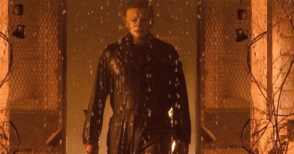 'Halloween Kills' New Trailer Sees Michael Continuing His Rampage and Jamie Fighting Back