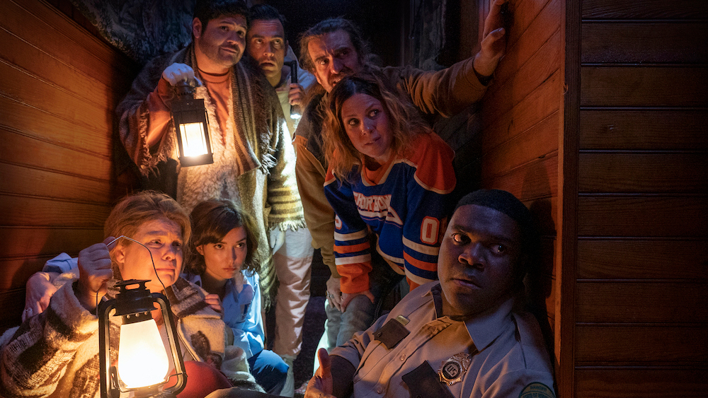 'Werewolves Within' Movie Review: If 'Knives Out' Had a Horror-Comedy Baby