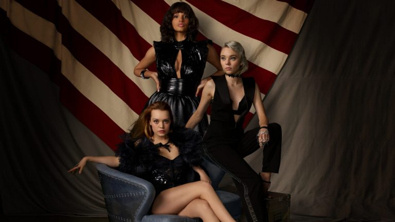 EXCLUSIVE: Taylor Hickson, Ashley Nicole Williams, and Jessica Sutton Talk 'Motherland: Fort Salem' Season 2