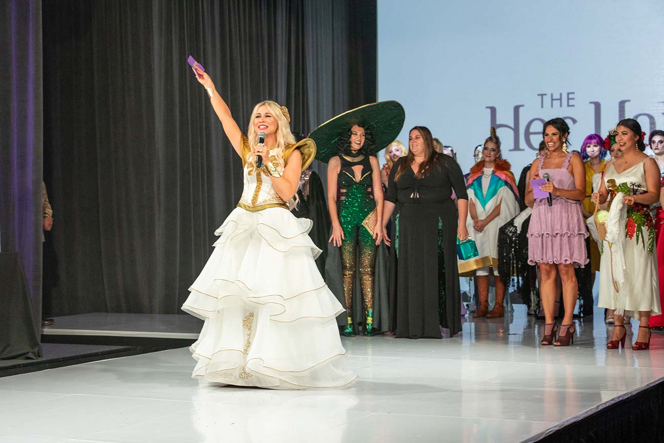 The 'Her Universe' Fashion Show is Back!
