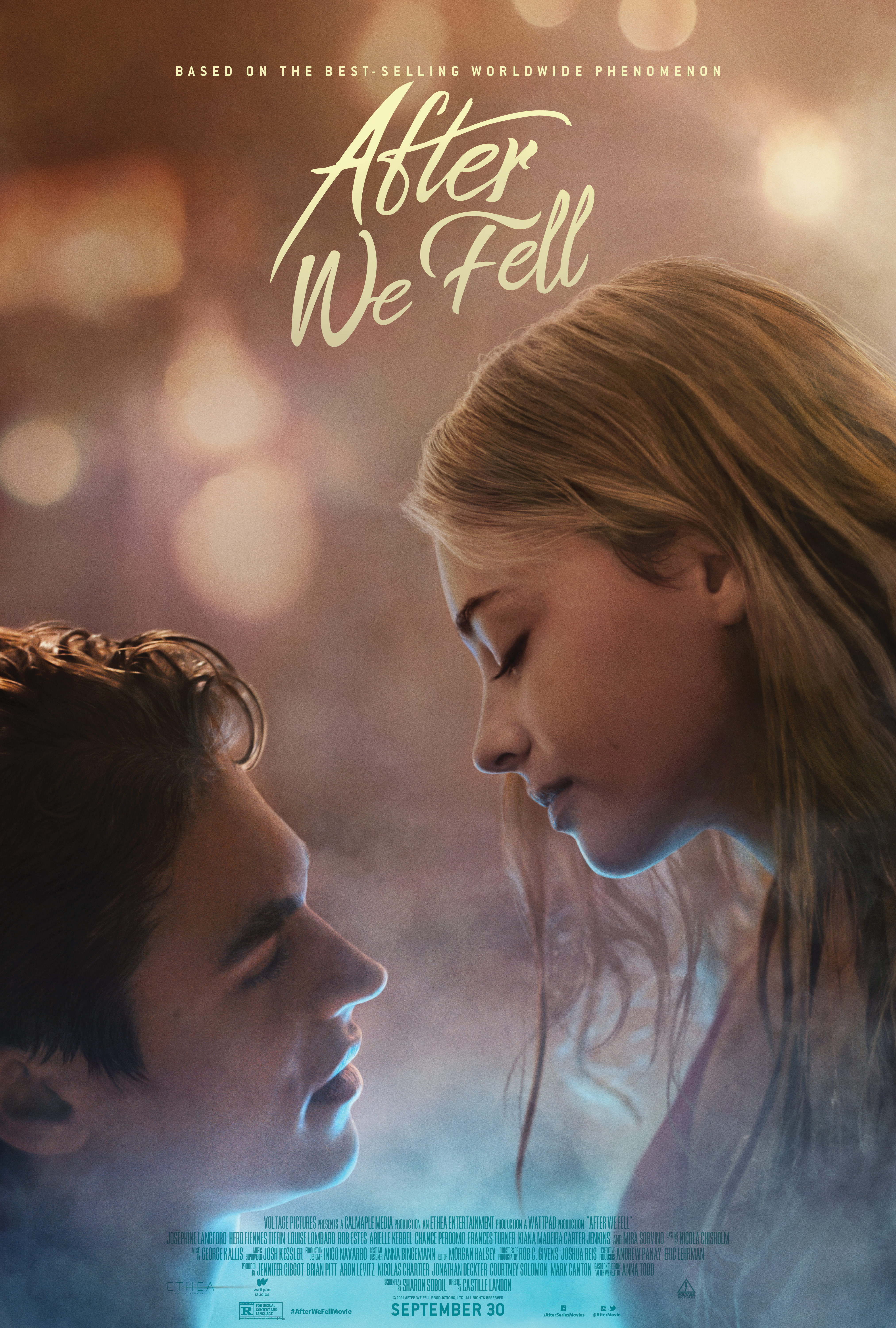 See The After We Fell Romantic Hessa Clip