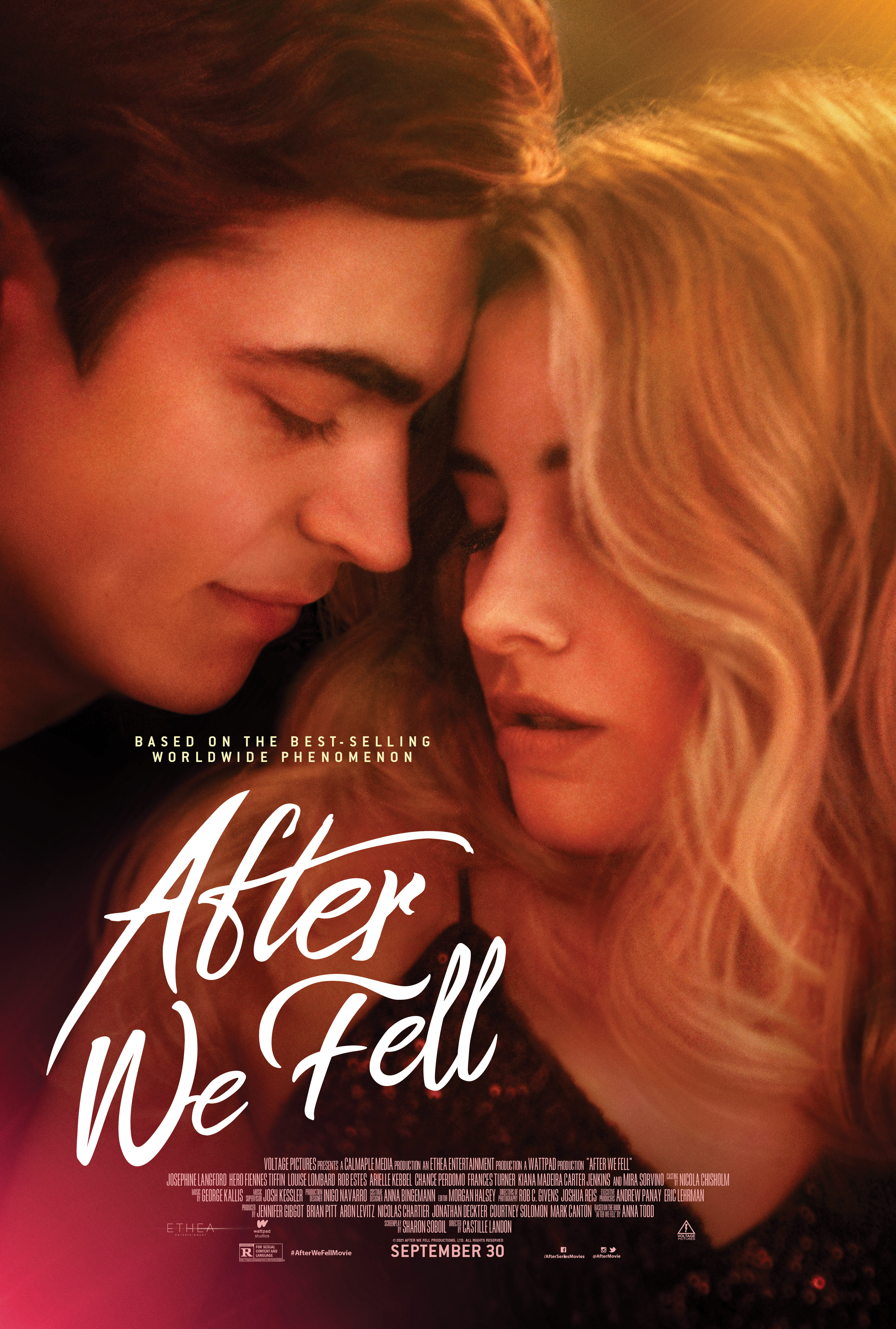 After We Fell Releases New Posters And Darker And Sexiest Trailer