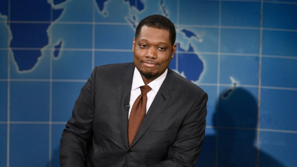 Michael Che and That Joke About Simone Biles Makes Him a Garbage Person