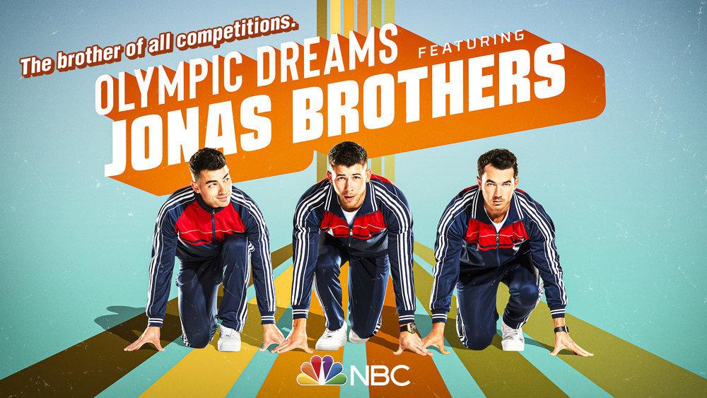 Olympic Dreams Featuring Jonas Brothers - Season 2021