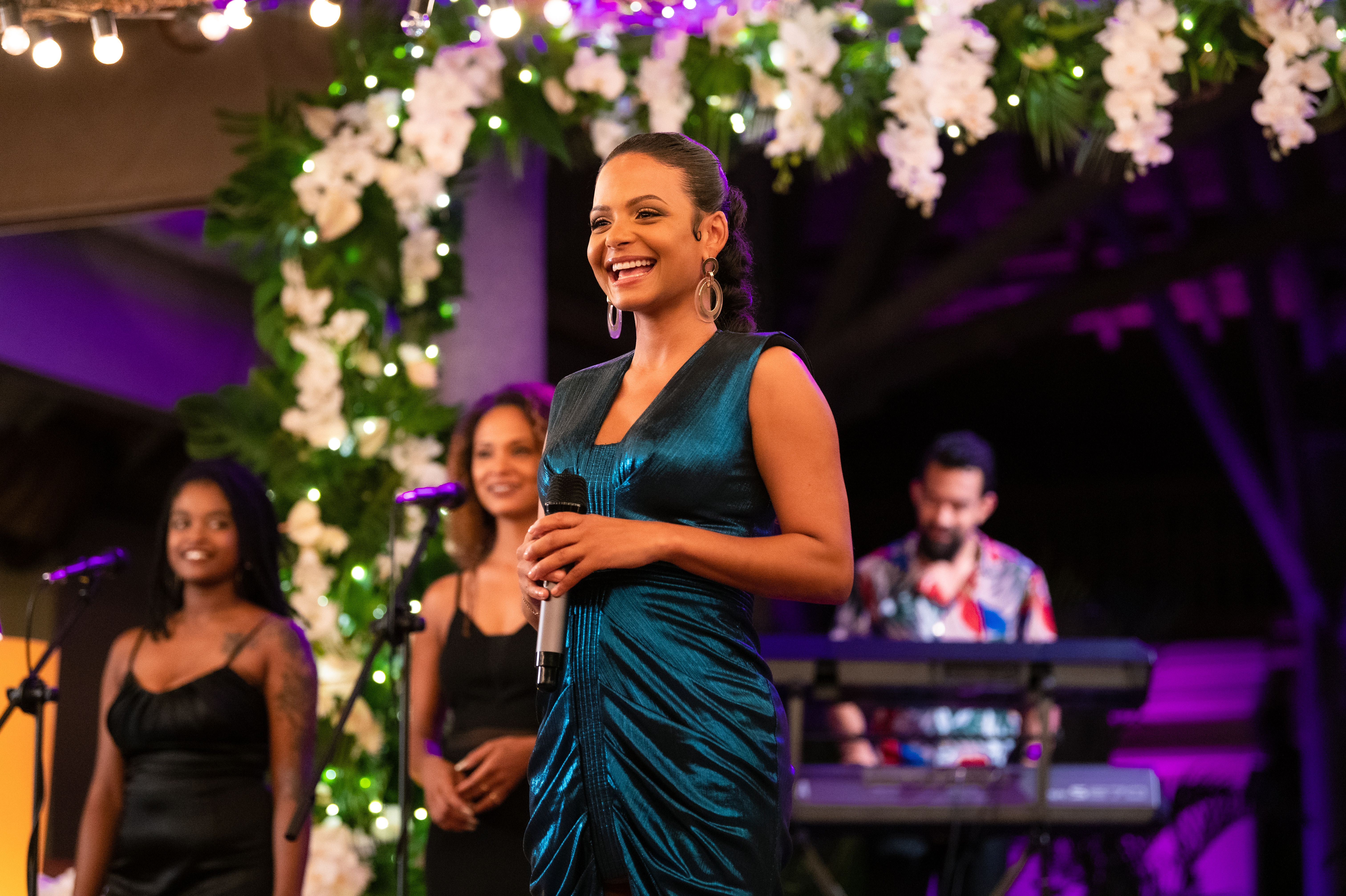 EXCLUSIVE: Christina Milian Talks Resort To Love And A Possible Sequel