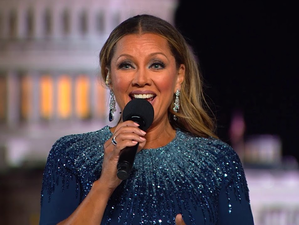 """Twitter Loses It Over Vanessa Williams Performing """"Lift Every Voice and Sing"""""""