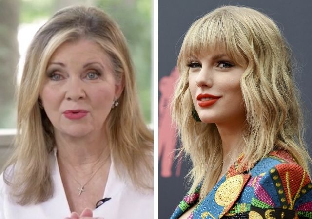 Twitter Schools Sen. Marsha Blackburn After Her Ridiculous Remarks About Taylor Swift