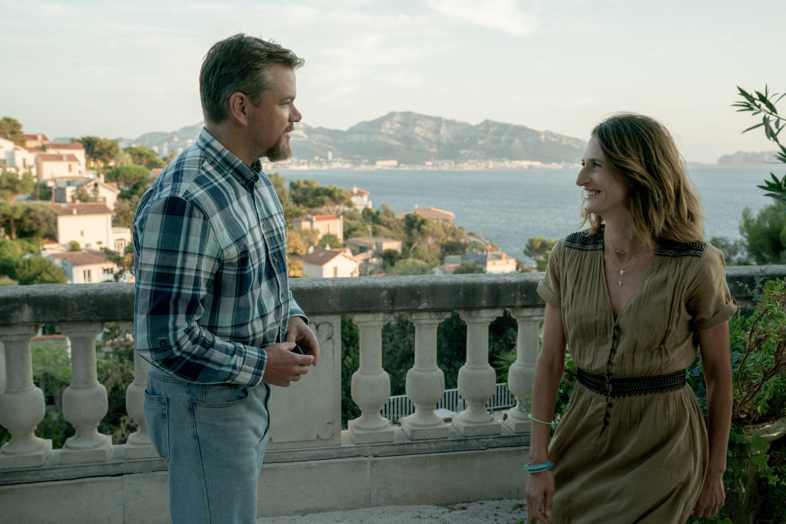Stillwater Movie Starring Matt Damon And Abigail Breslin