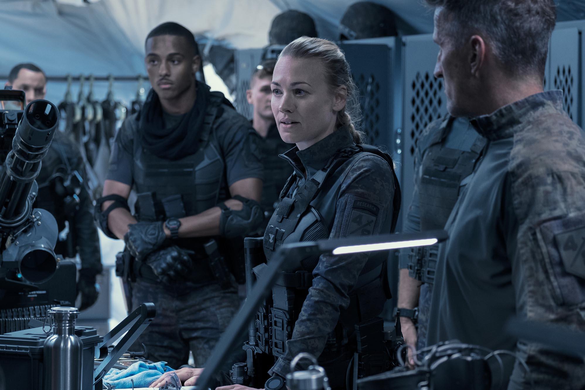 'The Tomorrow War' Movie Review: The Best Part Was Yvonne Strahovski