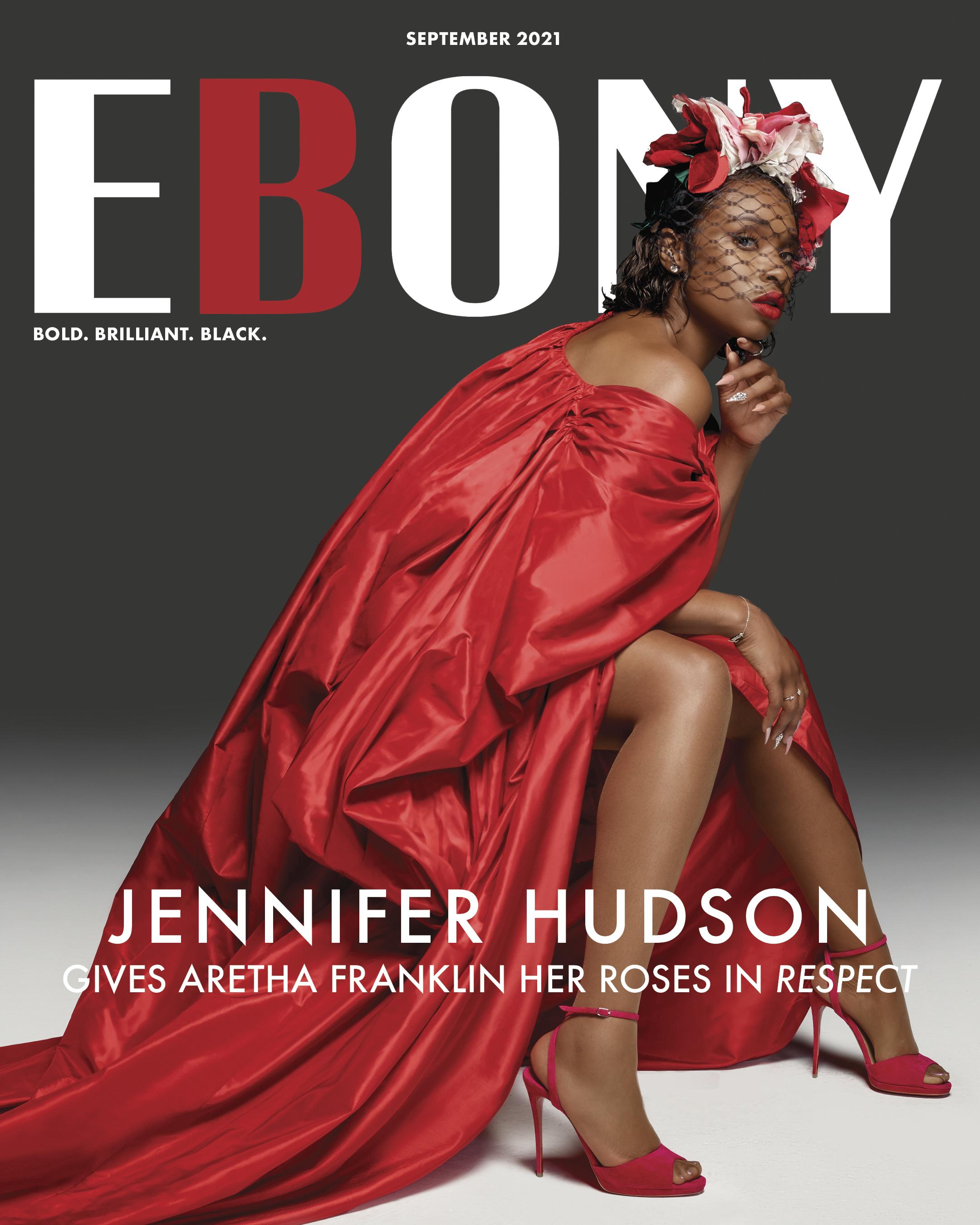 Respect Star Jennifer Hudson Graces EBONY September Cover!