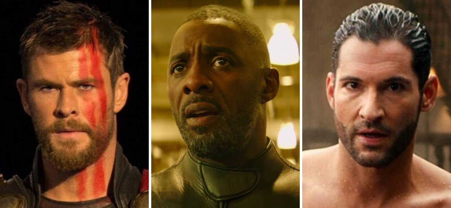 Watch This Man on TikTok Swoon Over Idris Elba, Tom Ellis, and More