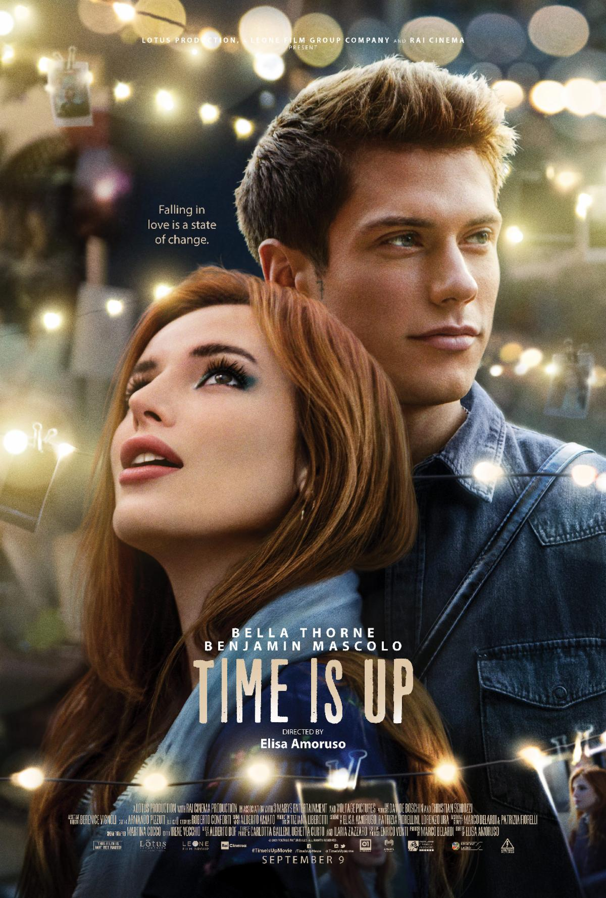 Bella Thorne's New Romantic Comedy Time Is Up Releases A Teaser And It's Really Sweet!