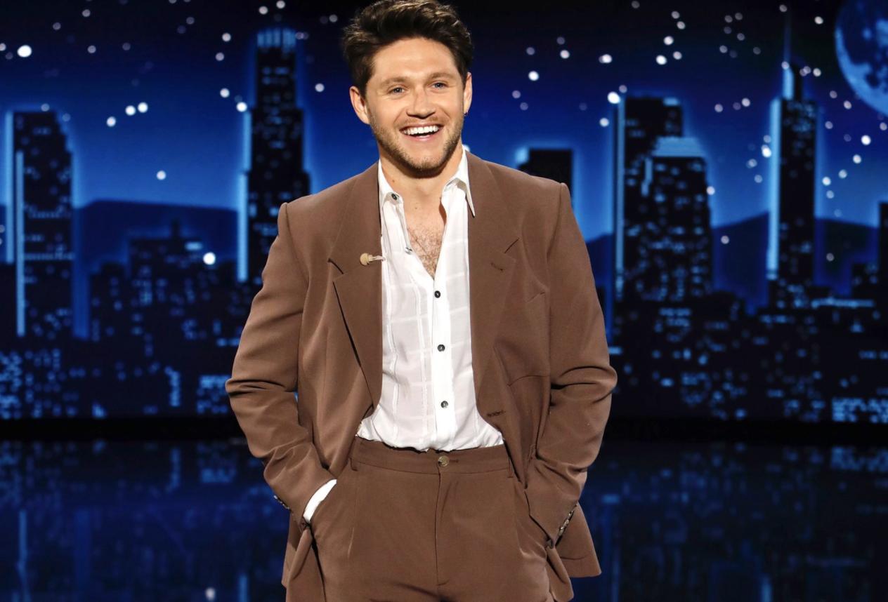 Niall Horan - Jimmy Kimmel