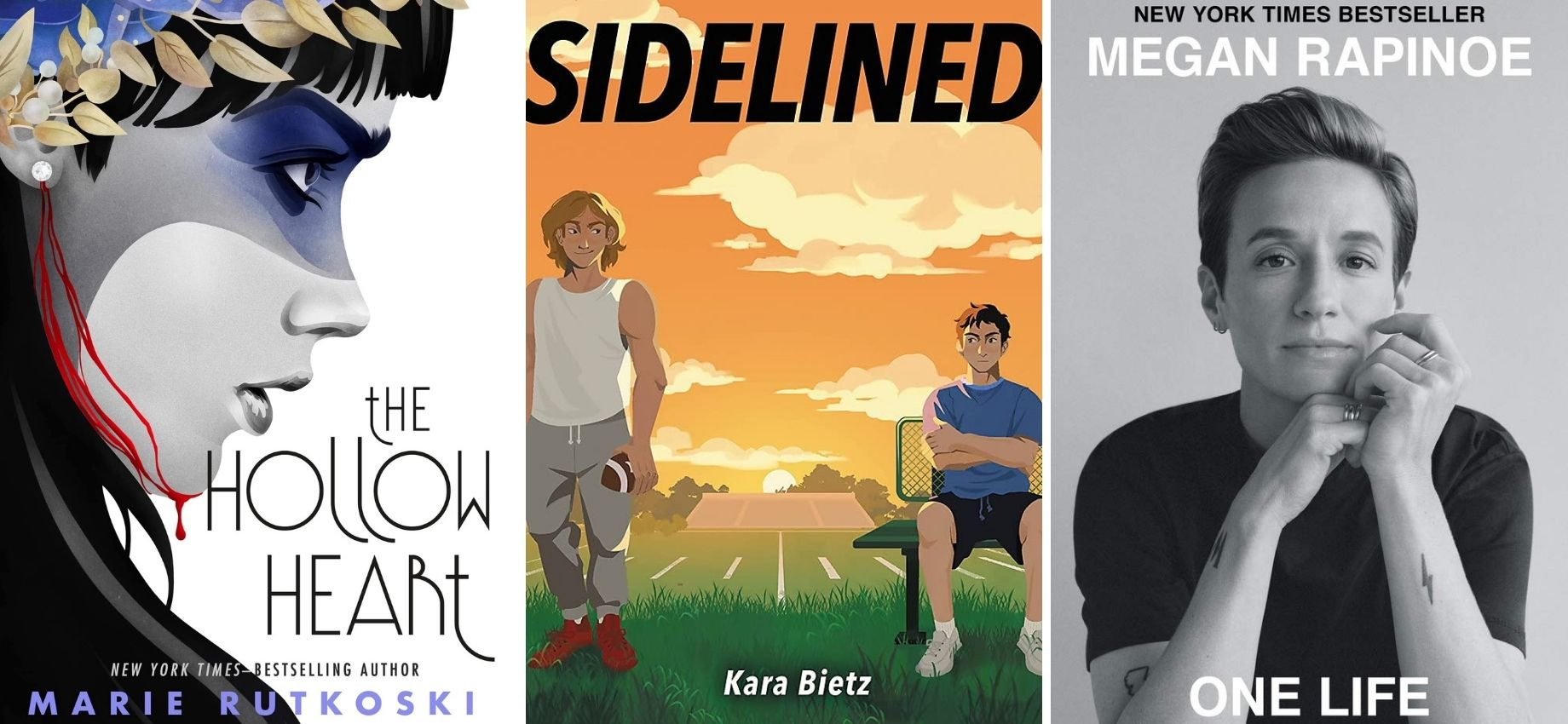 Queerly Not Straight: 10 LGBTQ+ Books You Should Read This September