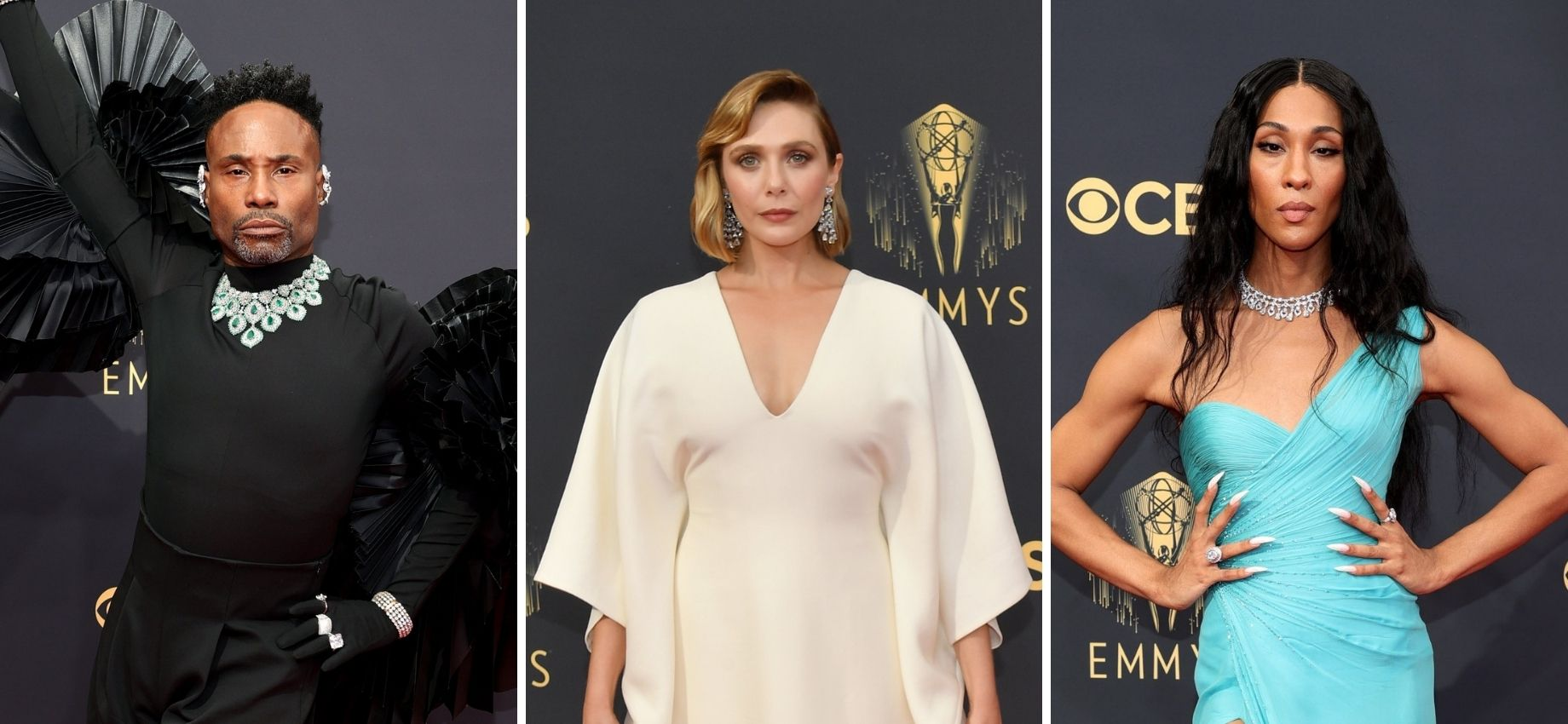 10 Emmy Looks That Fed Our Bisexual Hearts