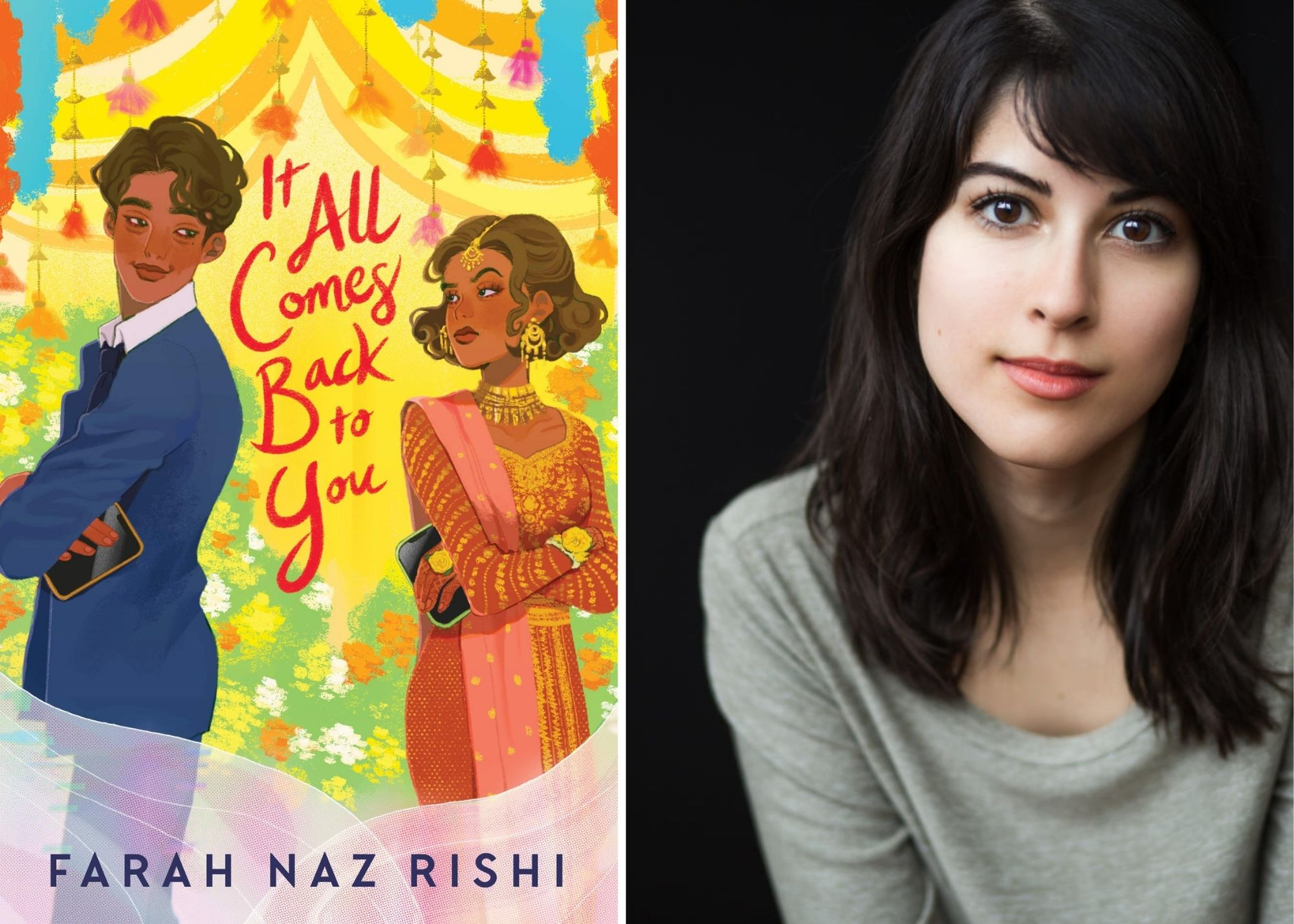 Book Review: It All Comes Back to You by Farah Naz Rishi