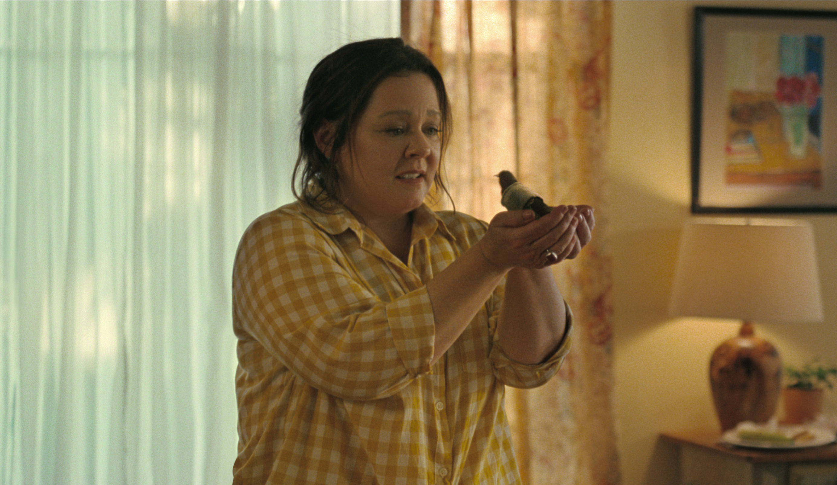 'The Starling' Movie Review: Depression, Anger, and Was That a Transphobic Joke?