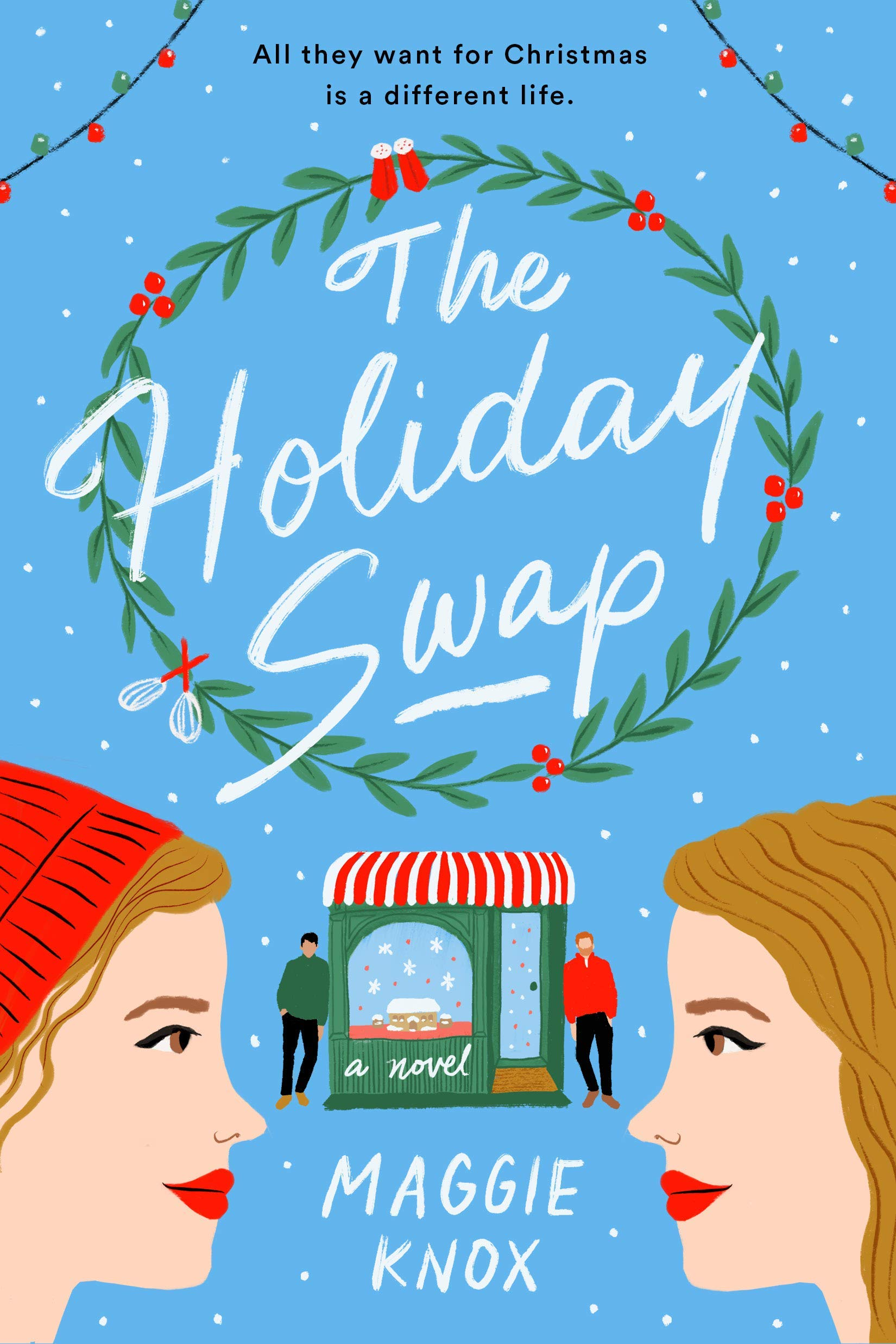 'The Holiday Swap' by Maggie Knox Review: Christmas Comes Early with This Charming Read