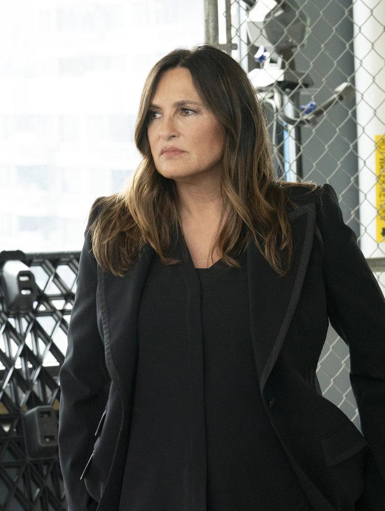 Law & Order: SVU 23x03 Mariska Hargitay as Olivia Benson