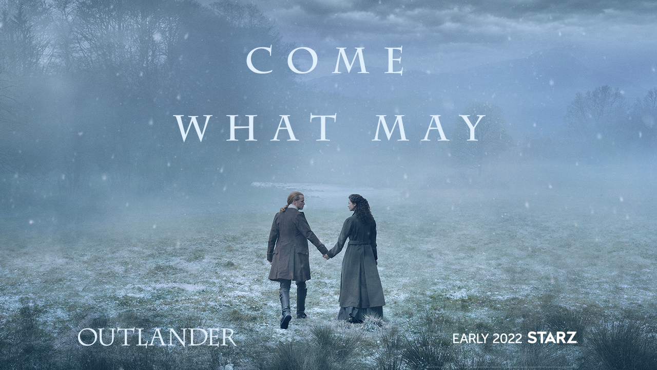Starz Releases 'Outlander' Season 6 Key Art And It's Beautiful!
