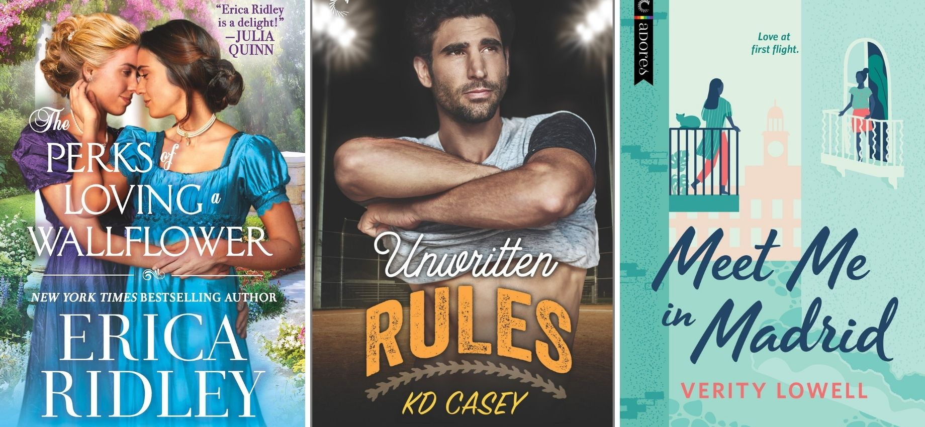 Queerly Not Straight: 10 LGBTQ+ Books You Should Read This October